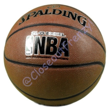 Picture of Spalding Zi/O Excel Indoor/Outdoor Official NBA Basketball - CF-1-96