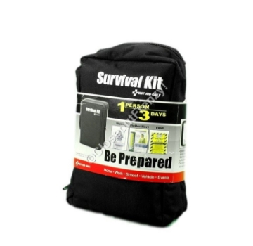 Picture of Survival Kit 1 Person 3 Day CF-1-363